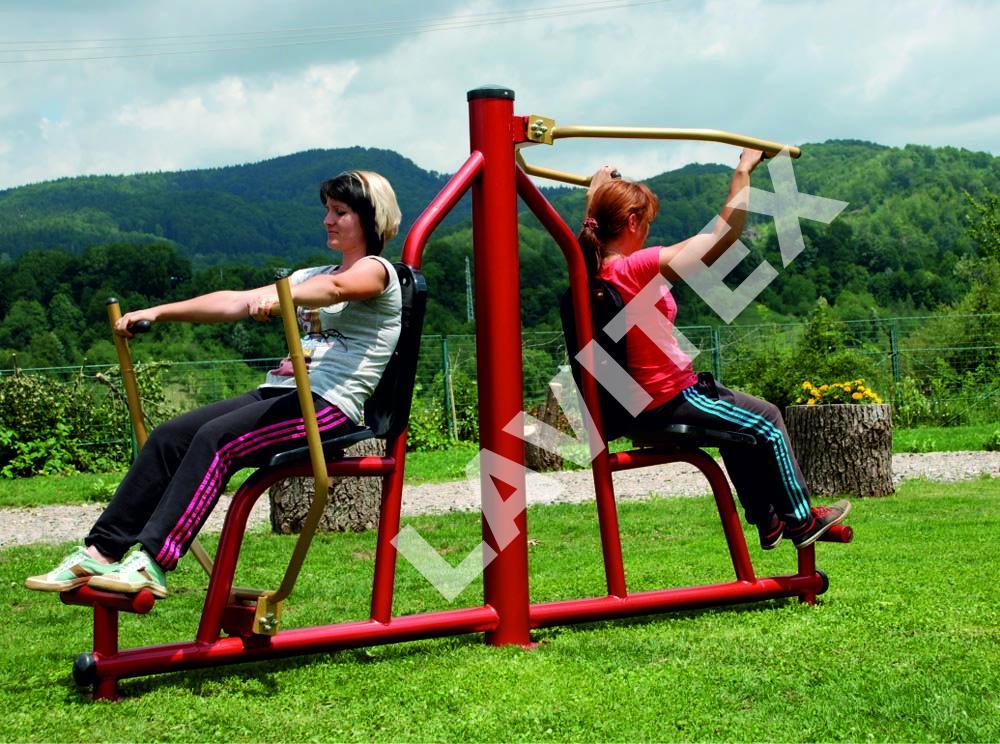 Articole sportive fitness exterior